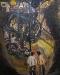 Uta Richter 1994 Agra 120x102 cm