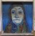 Uta Richter 1995 Algerierin  41x39 cm