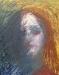 Uta Richter 1996 Eurydike 50x40 cm
