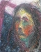 Uta Richter 1996 Eurydice 50x40 cm