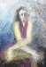 Uta Richter 1996 Orillas 50x35 cm