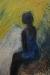 Uta Richter 1997 Am Malecon 75x50 cm