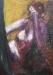 Uta Richter 1997 Carmen 70x50cm