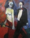 Uta Richter 1997 El Matador 162x132 cm