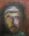 Uta Richter 1999 Eurydike 50x40 cm