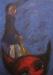 Uta Richter 1999 Minotaurus 70x50 cm