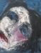 Uta Richter 2000 Lost Head 50x40 cm