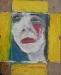 Uta Richter 2001 Fenster 30x21,5 cm