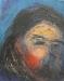 Uta Richter 2001 Kassandra 50x40 cm