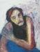 Uta Richter 2001 Mains de Mère 100x80 cm