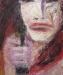 Uta Richter 2002   Mi Vida 60x50 cm