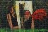 Uta Richter 2002 Loup-Garou 100x150 cm