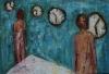 Uta Richter 2002 Werwolf 100x150 cm