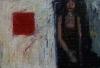 Uta Richter 2003 Loup-Garou 100x150 cm