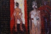 Uta Richter 2003 Werwolf 100x150 cm