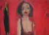 Uta Richter 2005 La Jouissance de l'Oubli 18x24cm