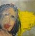 Uta Richter 2008 Mama war 40x40cm